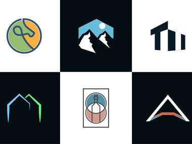 Différent logos