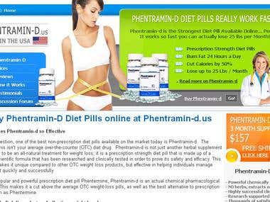 phentamin-d(Diet Pills)