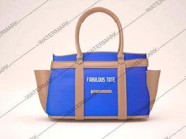3D Bag Design