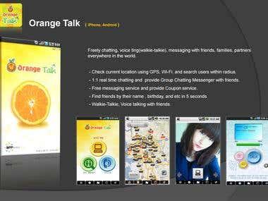 Orange Talk