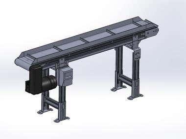 Solidworks 3D Model