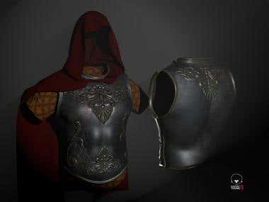 Black Armor (PBR)