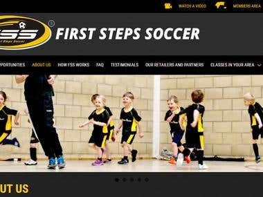First Step Soccer
