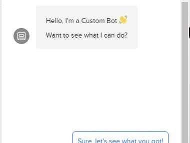 Custom Bots