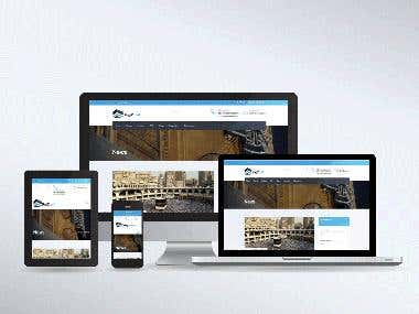 Hajjz Website for Hotel Booking