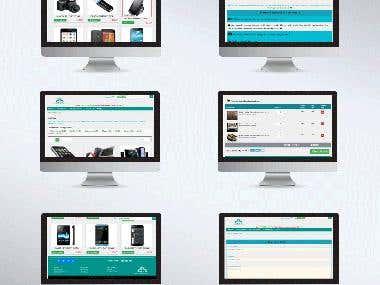 RAMMelctro Company Website