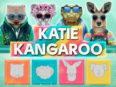 Katie Kangaroo
