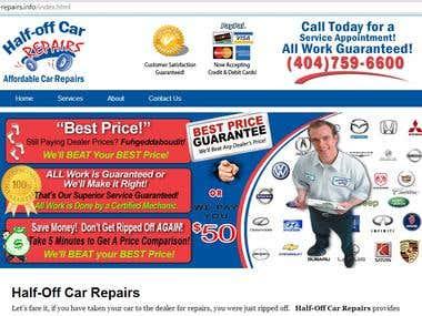 http://half-off-car-repairs.info/