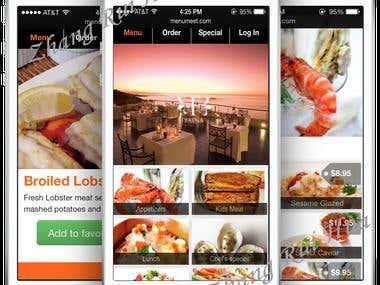 Food Store App