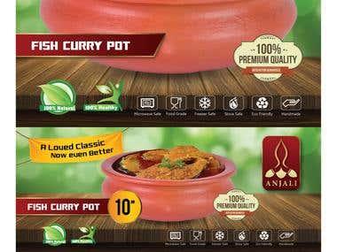 Teracotta Pot Sleeve Packaging Designs