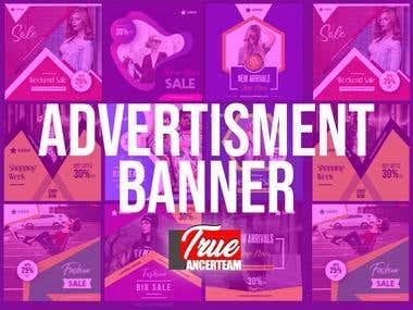 ADVERTISMENT BANNER