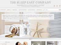 The Sleep Easy Company - eBay store design