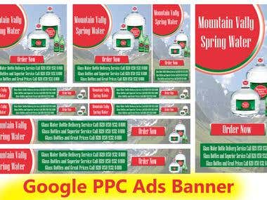Google PPC Ads Banner
