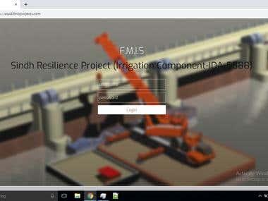 Sindh barrages project management
