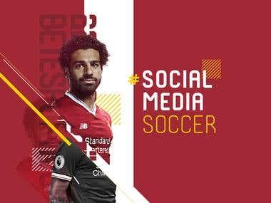 Soccer - Social Media