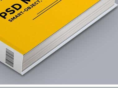 BOOK COVER TEMPLATE DESIGN