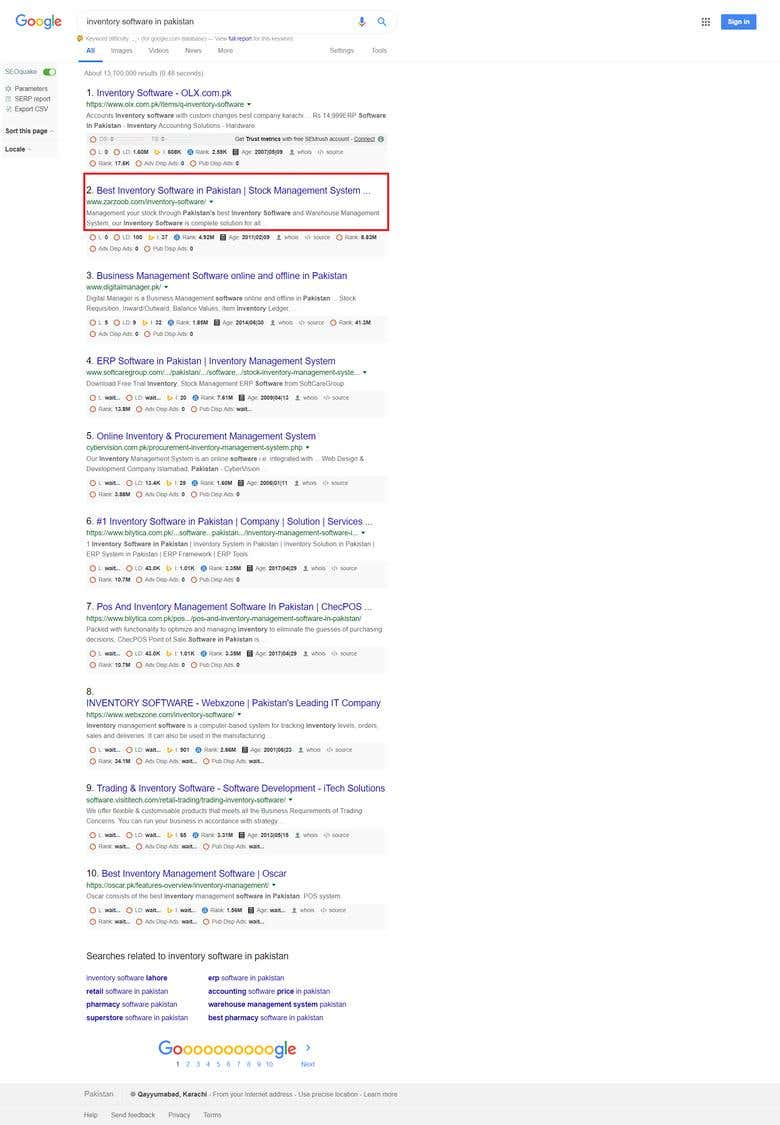Search Engine Optimization | Freelancer