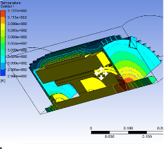 20Kw Generator Design and Cooling system Analysis