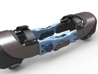 Knee brace Design