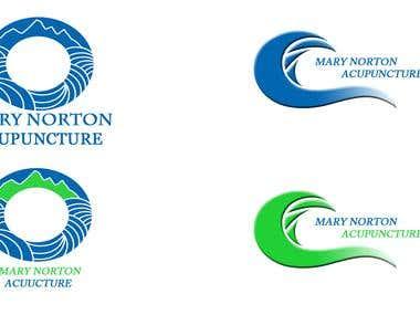 logo for acupunture center