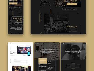 Moka website