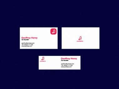 Visual identity for Jumbea