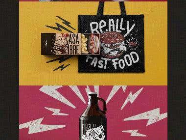 Casa Libre Branding