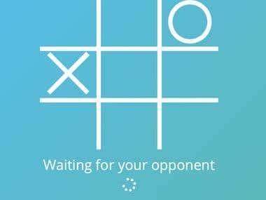 Tic-Tac-Toe Online Multiplayer