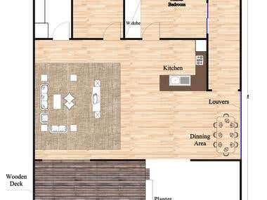 proposal one for house plan