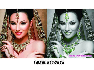 Emage retouch