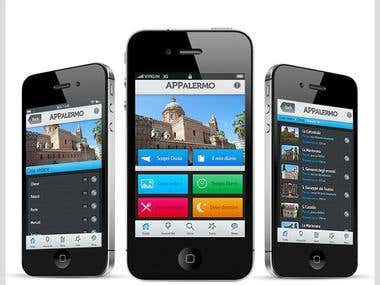 Appalermo- Tourist app of Switzerland