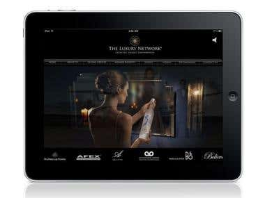The Luxury Network – Catalog of world's best Luxury Items