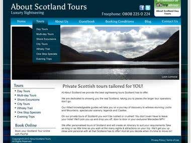 Discover the Scotland like never before