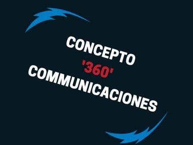 COMMUNICATION LOGO DESIGN