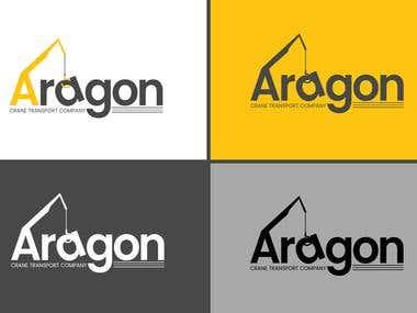 Aragon Logo Design