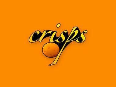 Crisps Logo Design