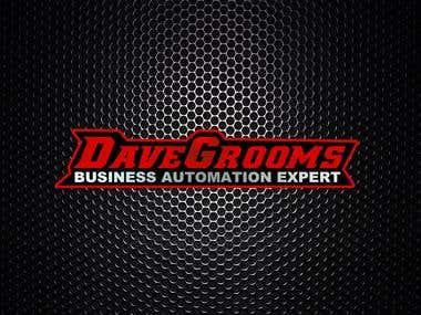 Dave Grooms Logo Design