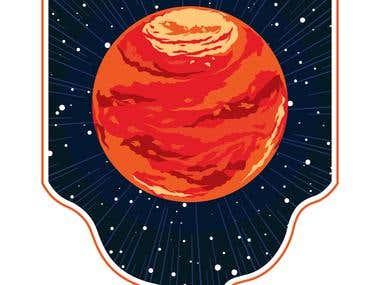 Mars : Someday Illustration
