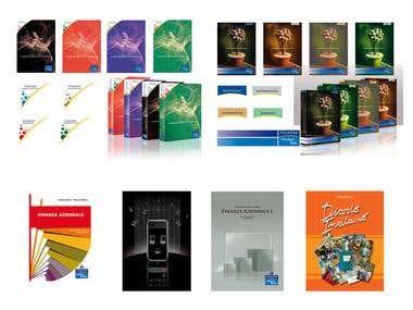 Graphic design, brochure, flyer, catalogue