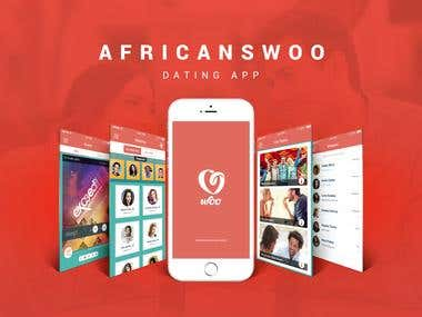 Africans Woo dating app
