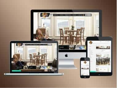 Online Catalogue Site, developed on Prestashop Platform...