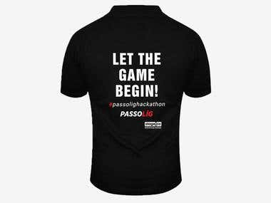 Tshirt Design - Passolig