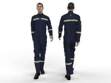 Worker Uniform Designs
