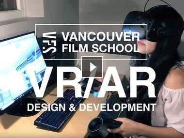 AR / VR site.