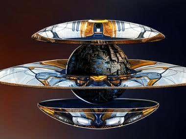 planet design