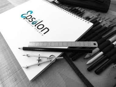 Logo for Epsilon