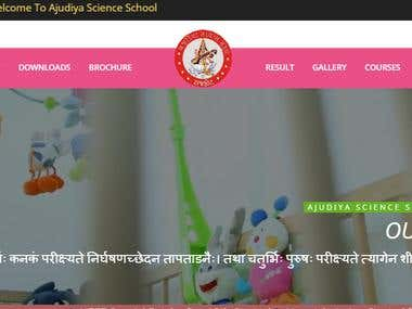 Ajudiya Science Sankul
