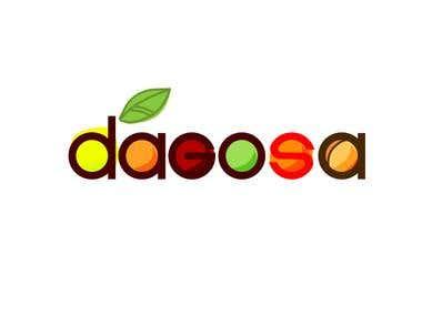 Logo fruit transport company