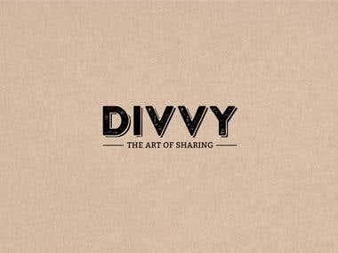 Branding Divvy Resturant