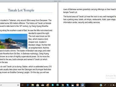Tanah Lot Temple - Bali, Indonesia